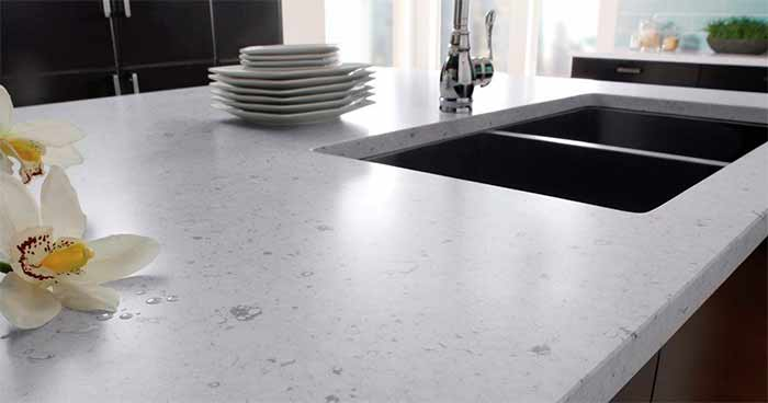 from underground mineral to kitchen worktop granite and quartz